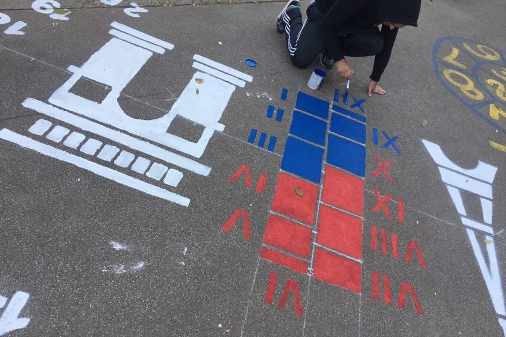 Zavrsena Francuska Nedelja Suncani Satovi Za Najmlađe