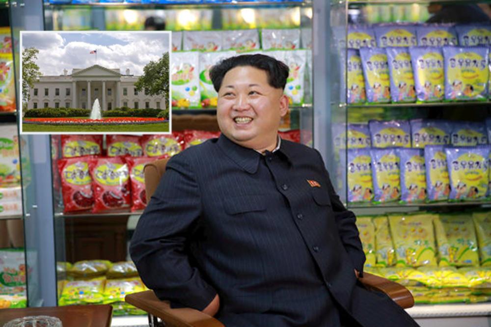 SAMO DA PRITISNE CRVENO DUGME – Ovo je 16 meta koje bi prvo napala Severna Koreja!?