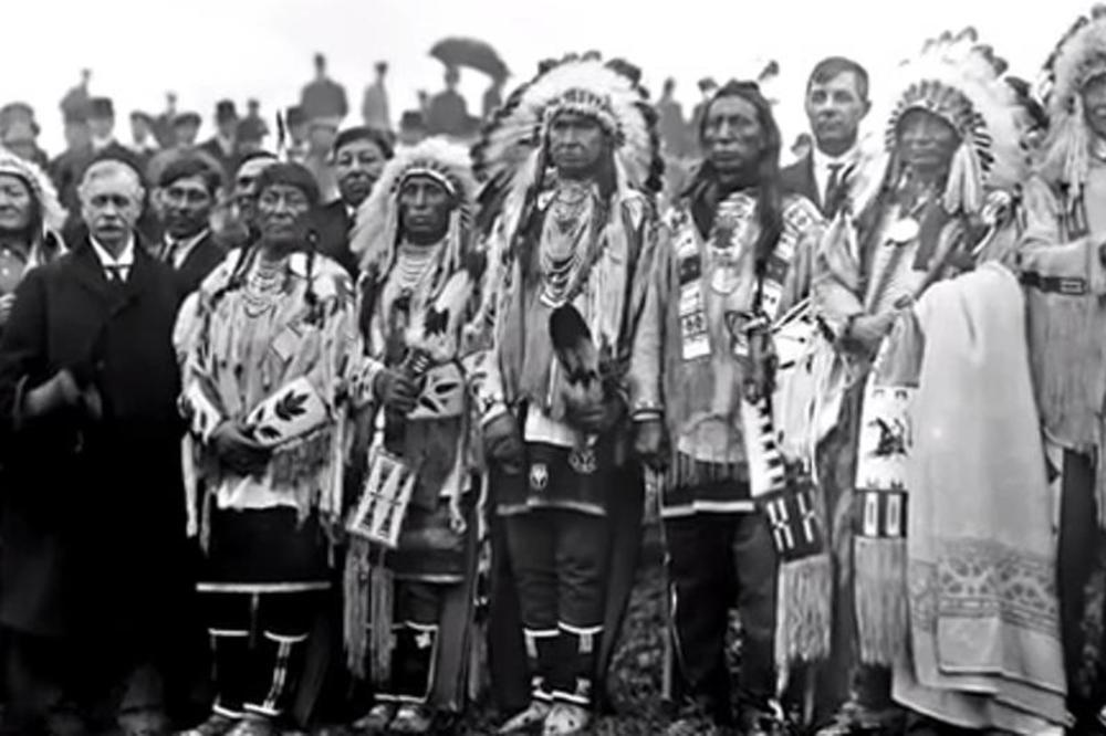VIDEO: KLETVA KOJA JE UBILA SEDAM PREDSEDNIKA SAD: Indijanski poglavica je gledao pokolj svog naroda, pa rekao ove reči…