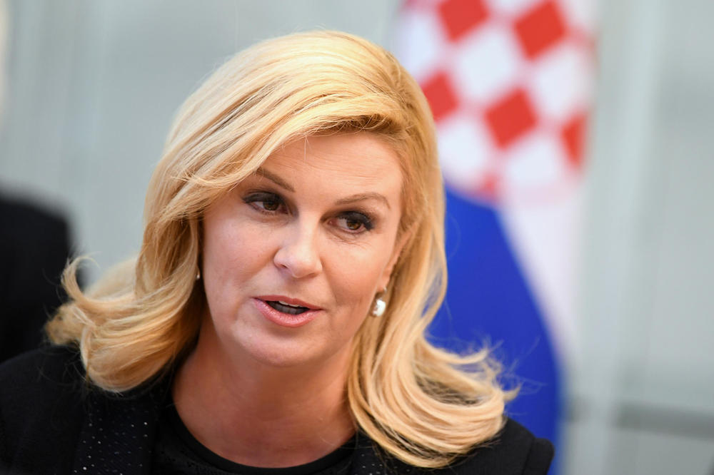 KOLINDA PREĆUTALA ETNIČKO ČIŠĆENJE Kitarović u UN: Hrvatska se samo branila!