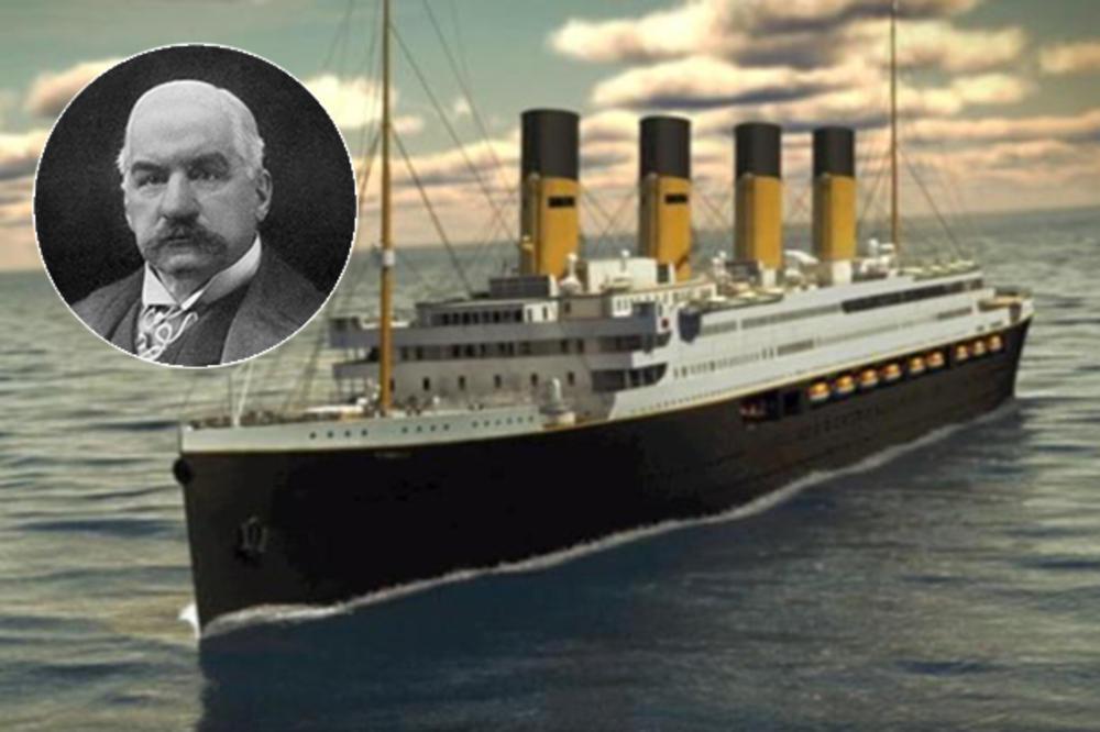 ZAŠTO JE TITANIC MORAO NESTATI? Troje utjecajnih američkih bogataša koji su bili protiv osnivanja Federalnih rezervi poginuli su u brodolomu, a FED je osnovan već naredne godine!