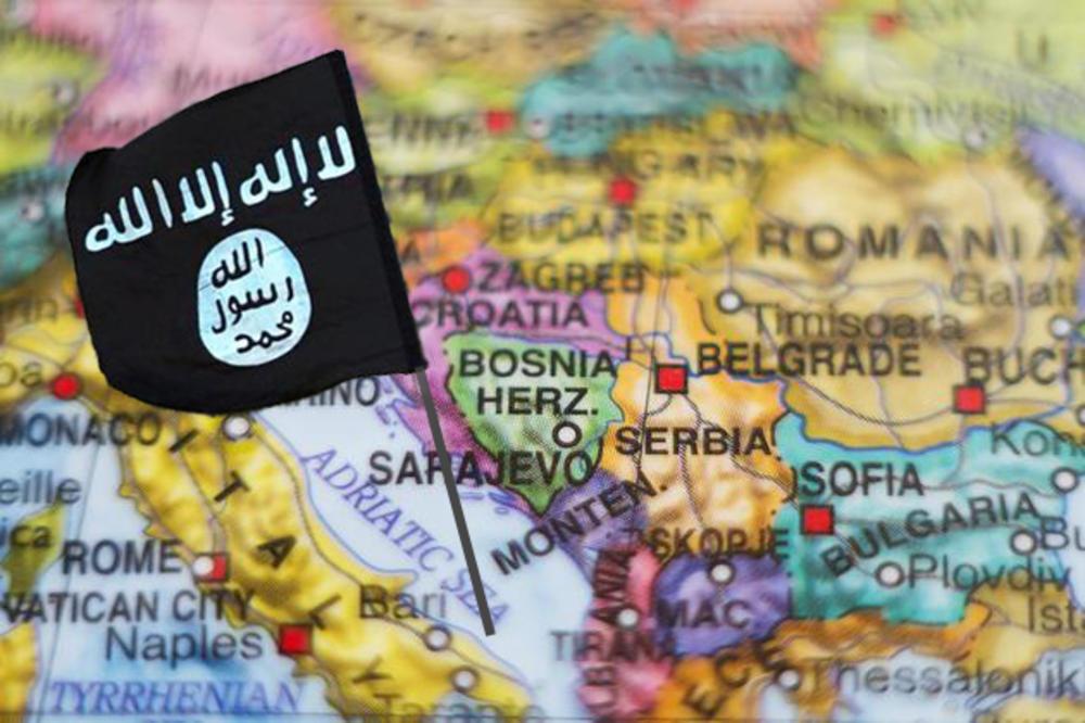 NA BALKAN SE VRATILO 300 TERORISTA SA RATIŠTA? – Posebno alarmantna situacija u ovoj zemlji!