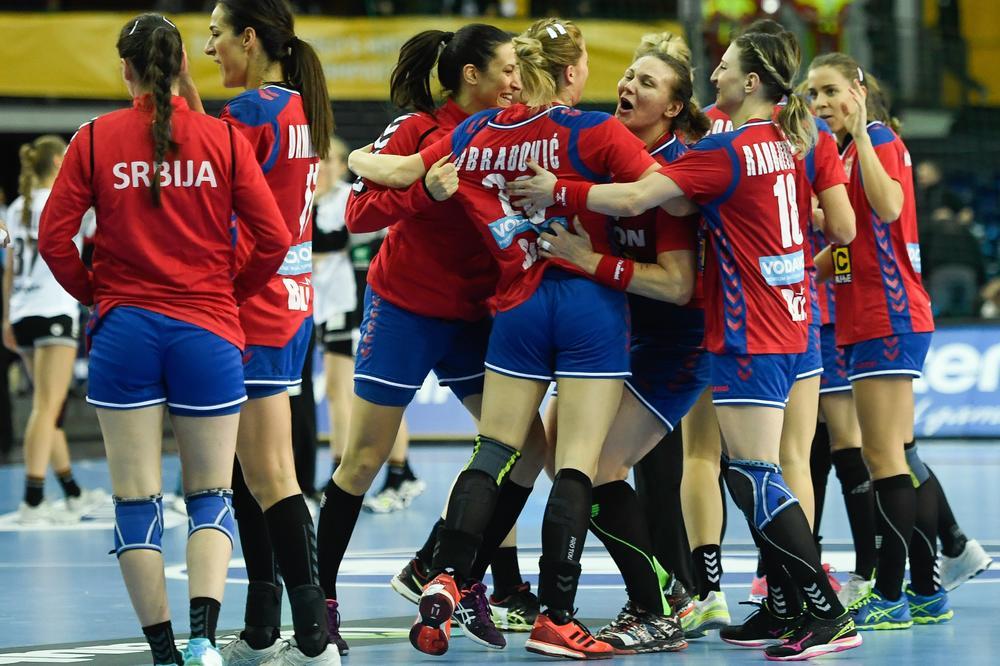 BOD KAO KUĆA: Rukometašice Srbije i Holandije odigrale nerešeno, sledeći rival Srpkinjama je Južna Koreja
