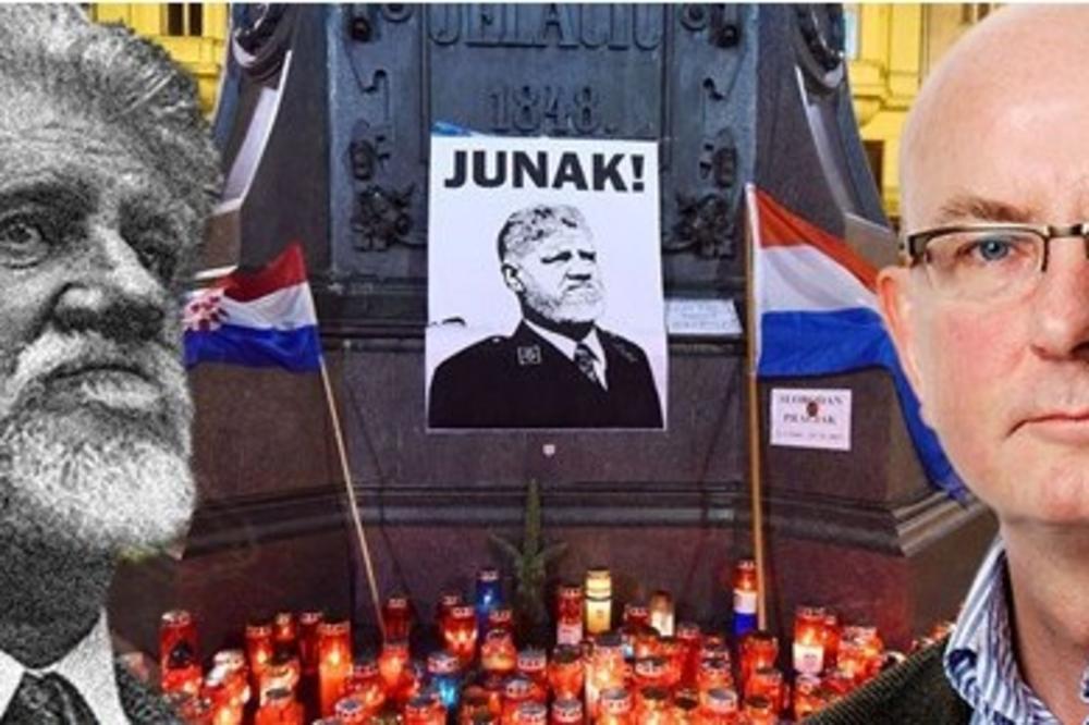 NOVI ŠAMAR HRVATSKOJ! BRUTALNA KOLUMNA SKANDINAVSKOG LISTA: Nije im mesto u EU, oni slave ratnog zločinca i kult mrtvog ubice!