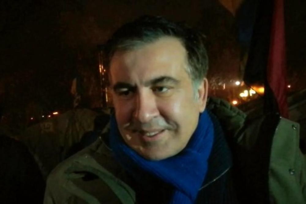 (KURIR TV) SVETSKA EKSKLUZIVA! SAKAŠVILI ZA KURIR: Uskoro ogromne promene u Ukrajini, ovo je naš sledeći potez!
