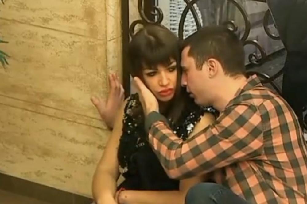 (VIDEO) TRUDNA MILJANA ŠOKIRALA SVE: Na žurki razmenjivala nežnosti sa gostom, Ivan je žestoko izvređao!