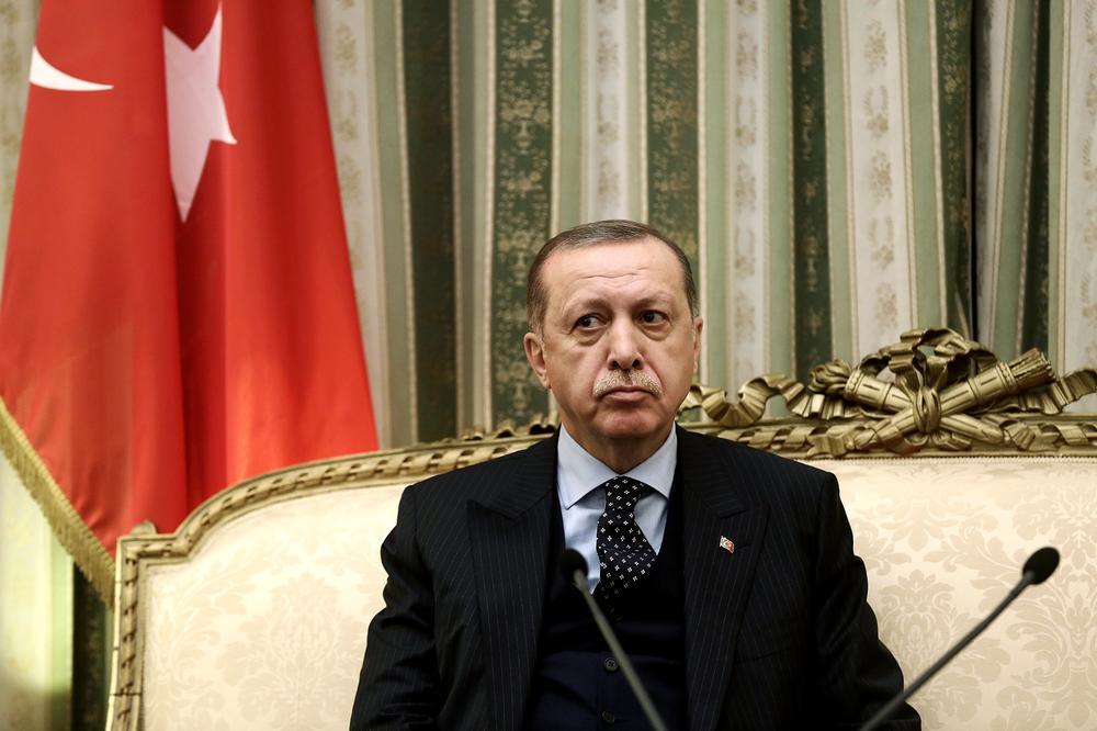 (VIDEO) PRVA POSETA TURSKOG PREDSEDNIKA POSLE 65 GODINA: Erdogan došao u Grčku i odmah usijao atmosferu! Evo šta je pomenuo!