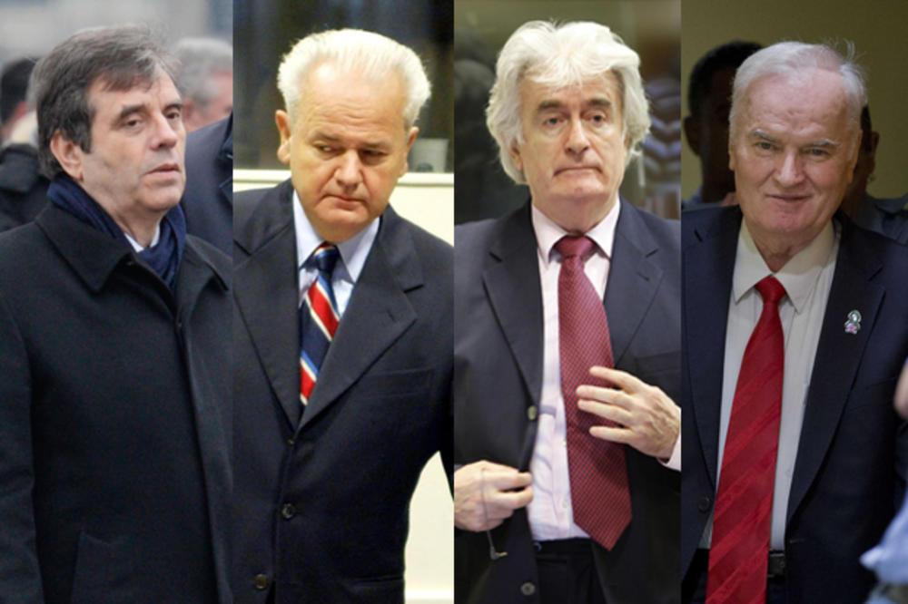 ZA RAT JE POTREBNO DVOJE, A ZA PREVARU SAMO JEDAN: Kako su svetski moćnici lagali Miloševića, Karadžića i Mladića, i kako je Širak prevario Koštunicu za sto milijardi evra
