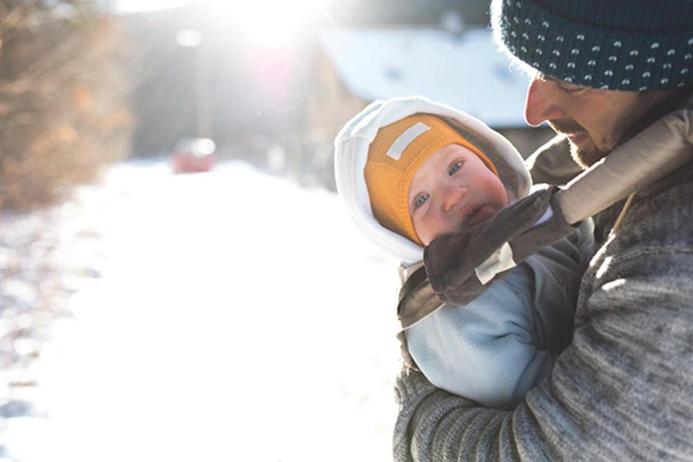 TATA ZVANI HRABROST: Samo 300 muškaraca u Srbiji godišnje uzme porodiljsko!