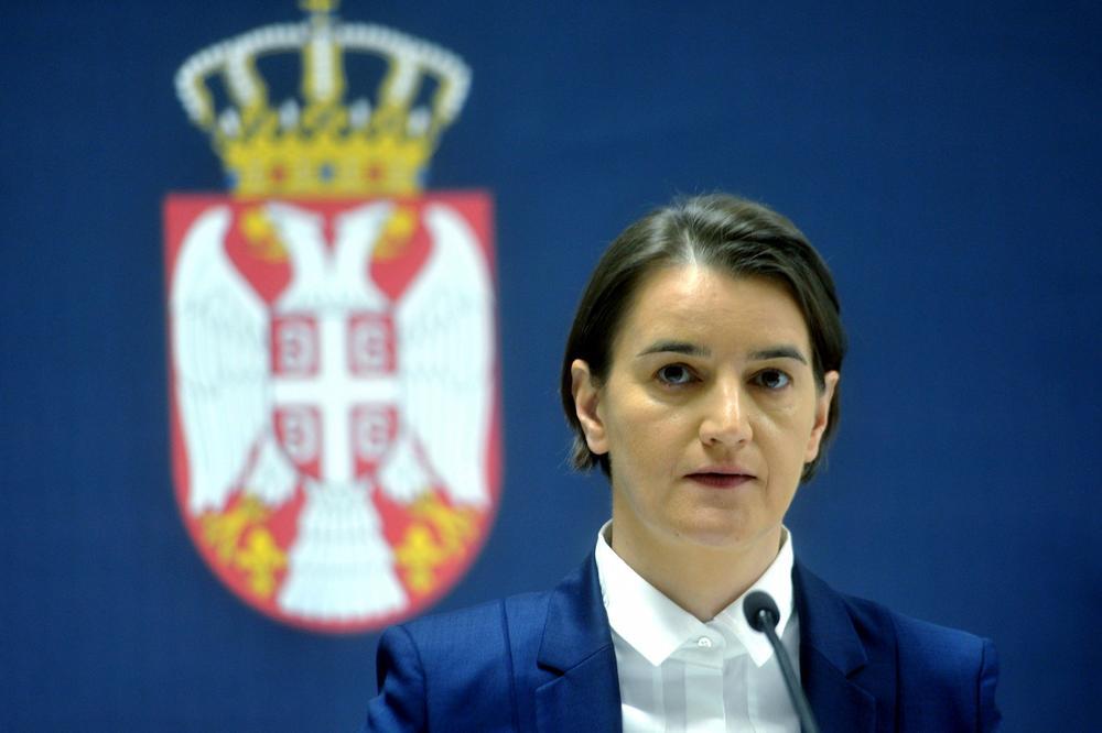 PREMIJERKA BRNABIĆ: Srbija uspešno završila aranžman sa MMF