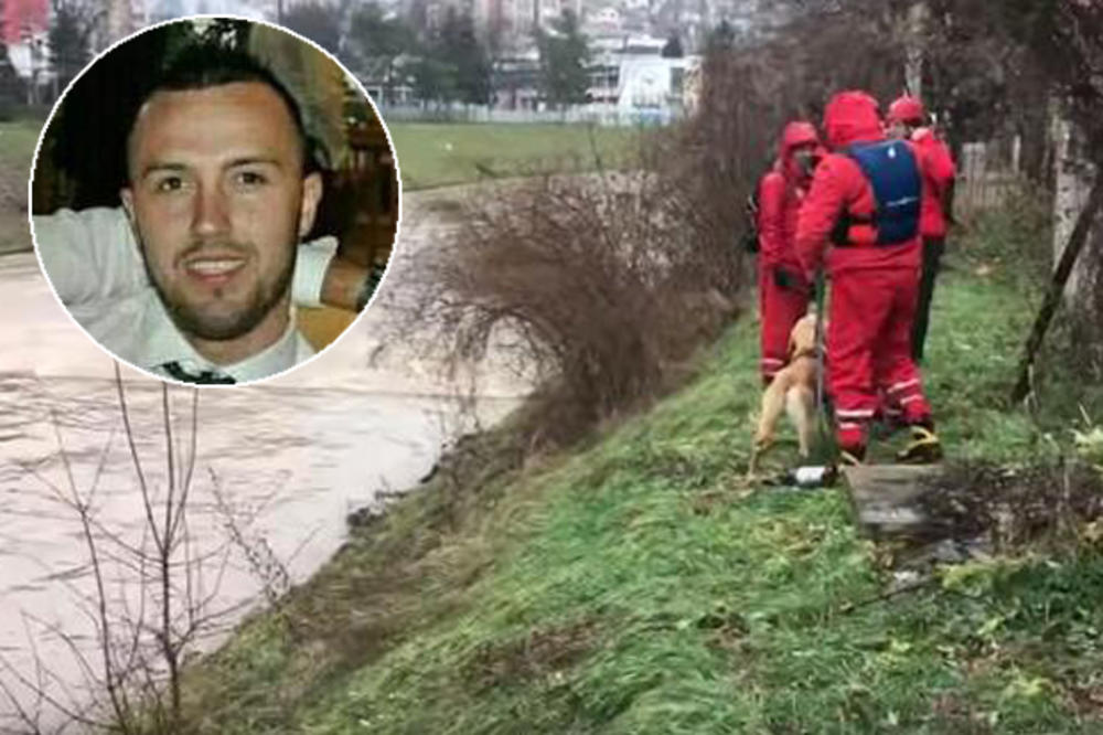 POSLE 28 DANA POTRAGE: Brat pronašao telo Aldina Mulića na ušću Miljacke u Bosnu!
