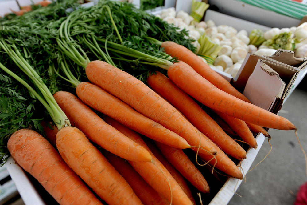 FIRMIRANA: Begečka šargarepa postala zaštićeni brend!