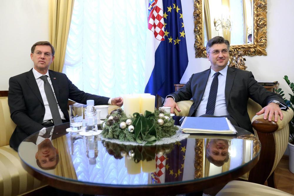 SLOVENCI DONELI NOVE ZAKONE O SPROVOĐENJU ARBITRAŽE: 4 zaseoka vratili u Hrvatsku