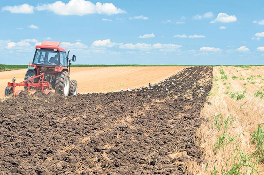 OD PONEDELJKA SUBVENCIJE EU: Tajkuni ne mogu na konkurs za traktore