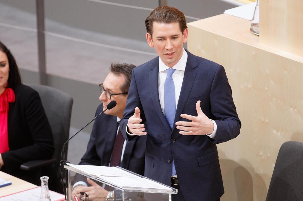 VERUJU MU: Austrijanci kažu da će Kurc biti dobar kancelar