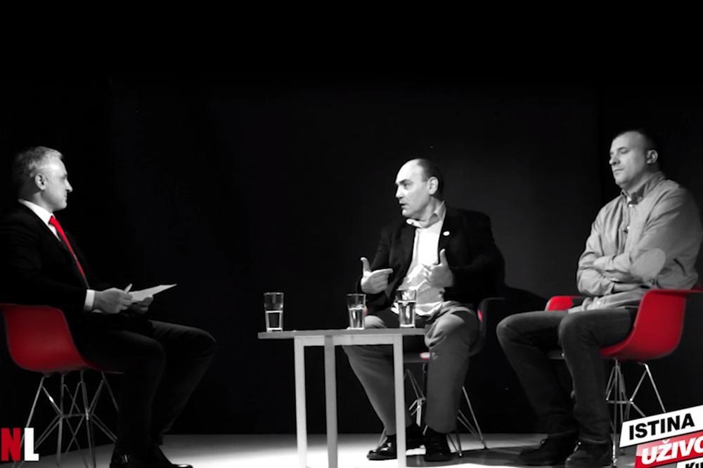 (KURIR TV) DA SE NE LAŽEMO O OČEKIVANJIMA OD 2018: Panović: SPS je ušao u opasnu zonu gravitacije SNS Jovanović: Građane Srbije sledeće godine čekaju ozbiljni problemi