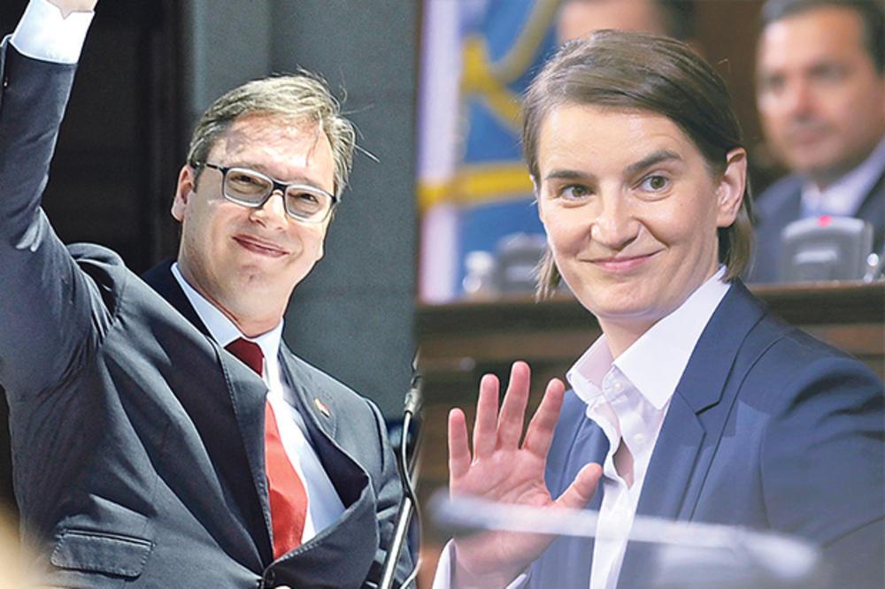 TURBULENTNА 2017. GODINA: Vučić postao predsednik, a Srbija dobila gej premijerku