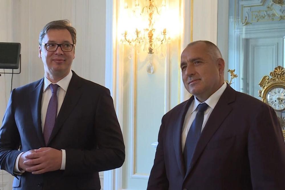 VUČIĆ ČESTITAO BUGARSKOM PREMIJERU: Srećna Nova godina i uspešno predsedavanje Evropskom unijom