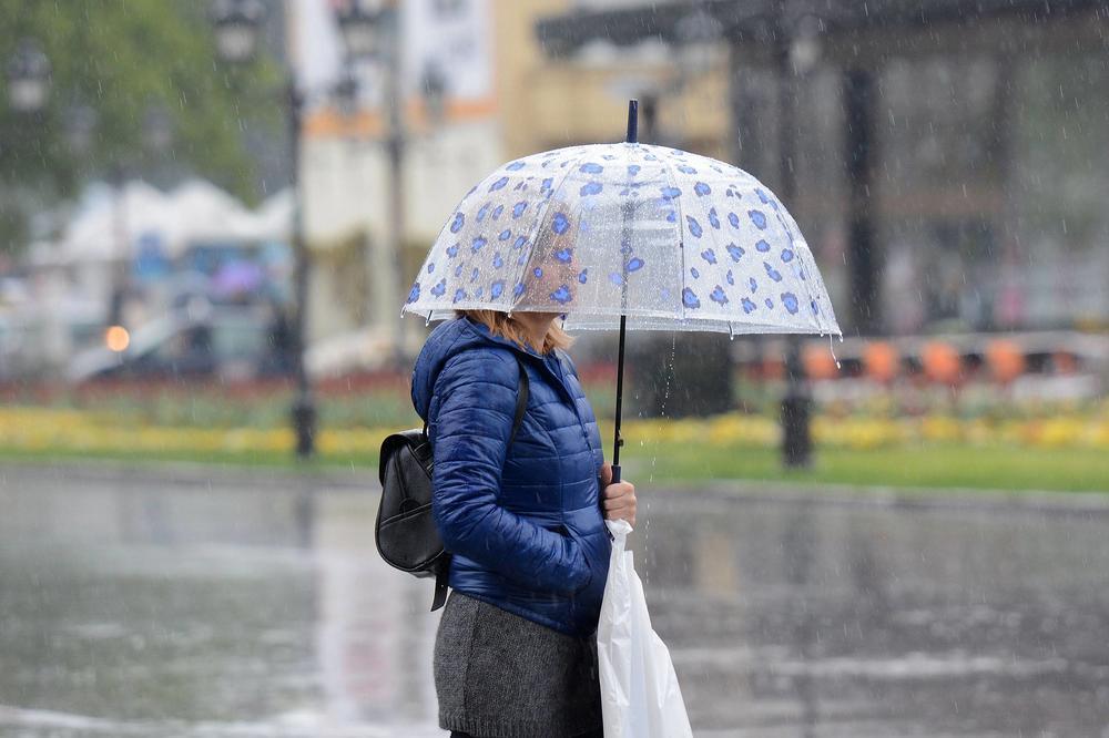 ZIMA SE VRATILA U VELIKOM STILU: Petak širom Srbije oblačan s kišom, do 7 stepeni