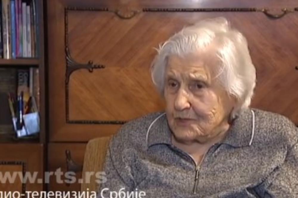 (VIDEO) 106 PUTA DOČEKALA NOVU GODINU: Baka Nadežda obožava slatkiše, vozi sobni bicikl, a sa unukom razgovara preko skajpa!