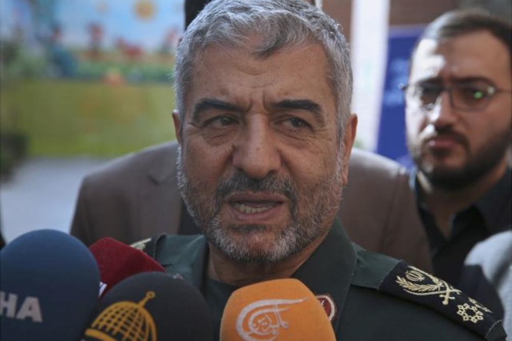 (VIDEO) ŠOK! KRAJ PROTESTA U IRANU: Komandant Revolucionarne garde za sve okrivljuje Hilari Klinton