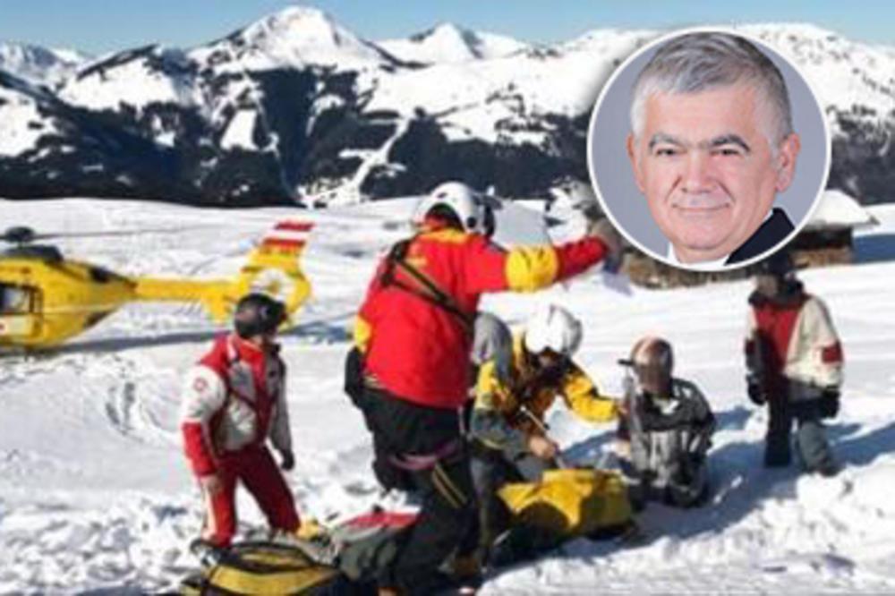 STRADAO NA SKIJANJU: Mađarski bankar (57) pronađen mrtav na stazi!