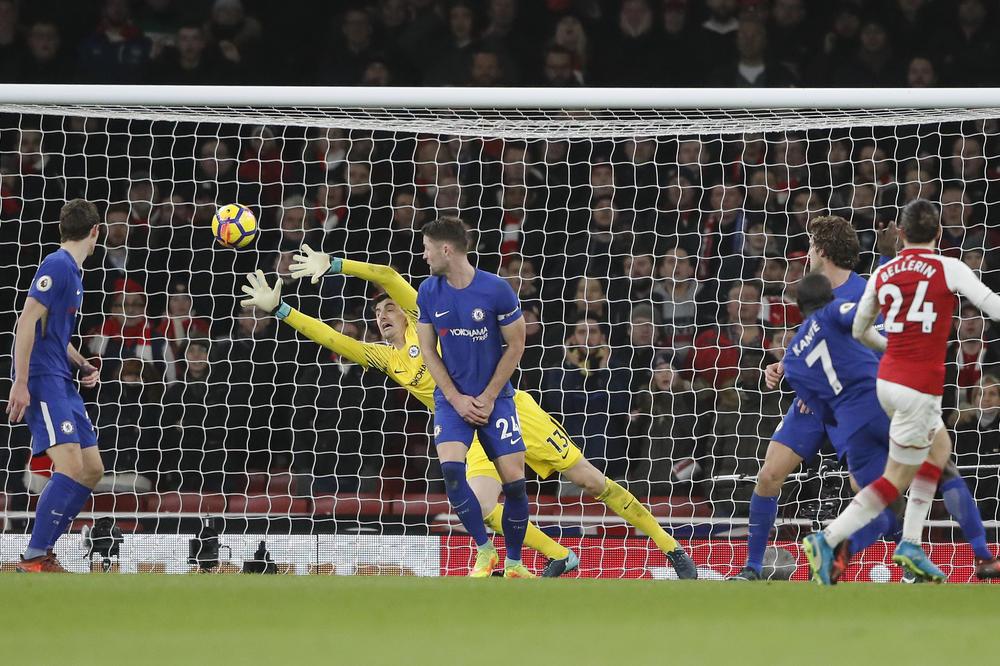 (VIDEO) MAJSTORIJE NA EMIREJTSU: Arsenal i Čelsi odigrali nesvakidašnji derbi i podelili plen