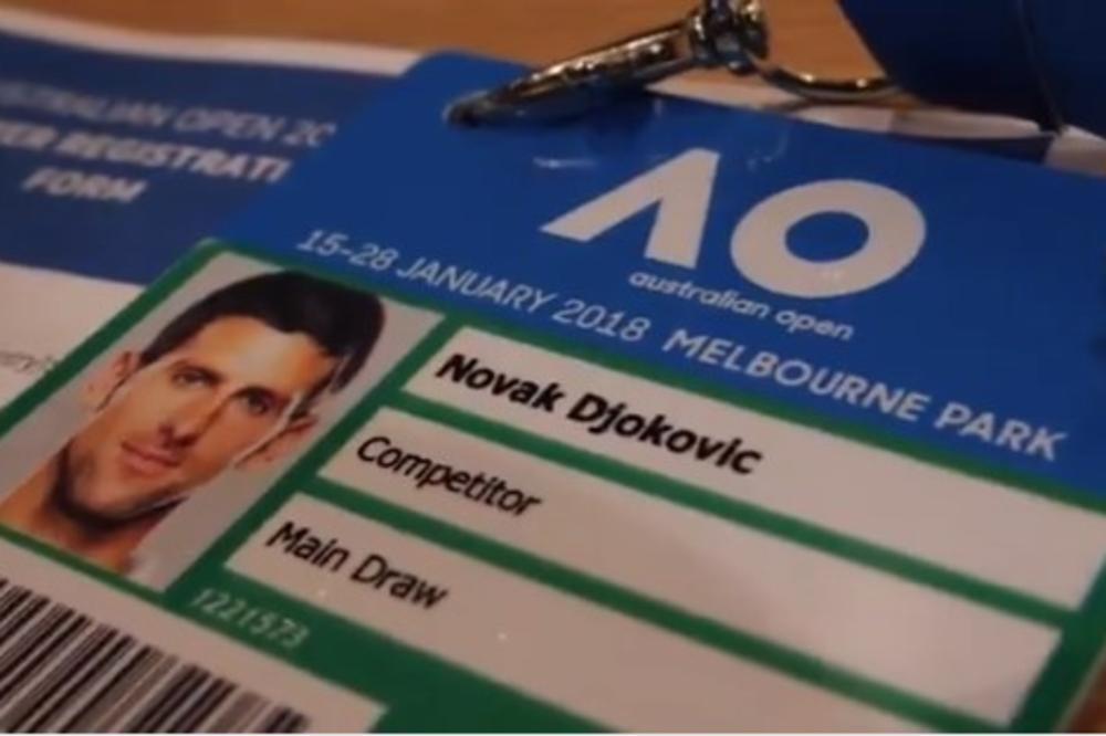 (VIDEO) DA SE NE LAŽEMO: Australijan open objavio neobičan video-klip posvećen Novaku Đokoviću
