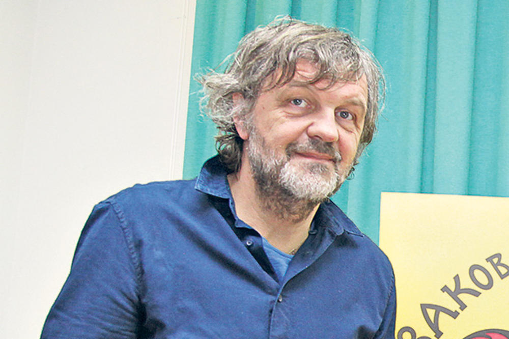 EMIR KUSTURICA: Ja sam srpski Robin Hud