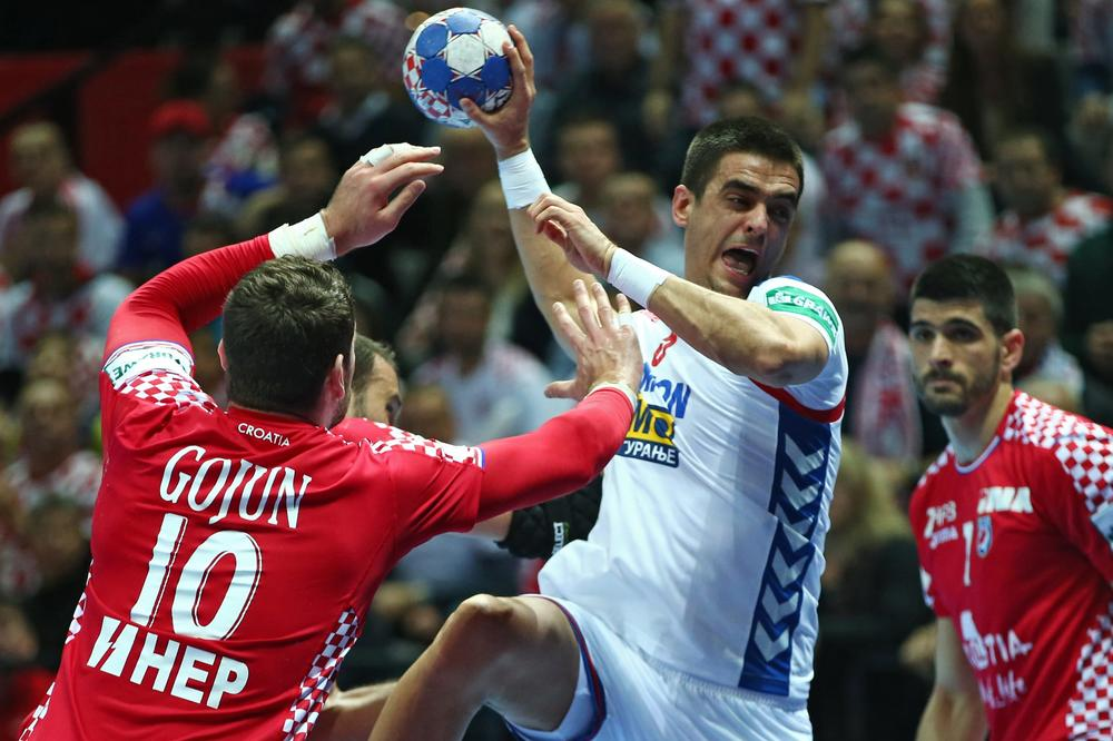 ORLOVI PORAŽENI NA STARTU EVROPSKOG PRVENSTVA: Hrvatska zasluženo pobedila u pravom ambijentu