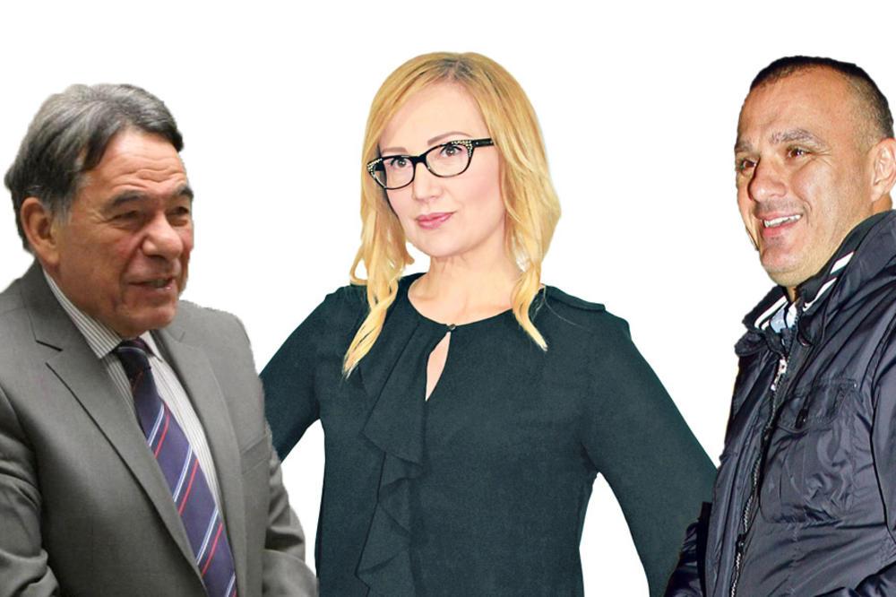 JAVNE LIČNOSTI POJAČAVAJU NAPREDNJAKE: Sima Avramović i Ivica Kralj na listi SNS za Beograd, Leontina pod znakom pitanja