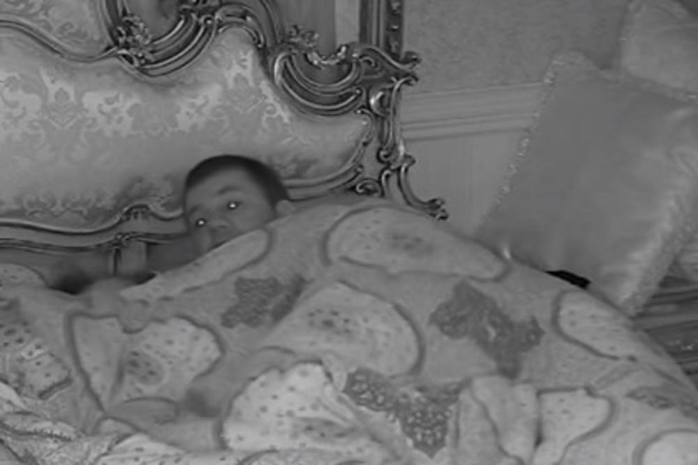 (VIDEO) MARINKOVIĆ NIJE DUGO ČEKAO POSLE MILJANE: Ivan i Jovana u vreloj akciji ispod pokrivača!