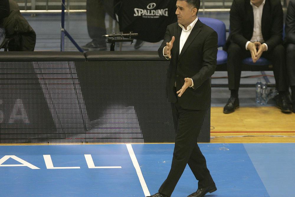 IGOKEA DOČEKUJE CRNO-BELE Bajić: Želimo da se revanširamo Partizanu za poraz u Beogradu