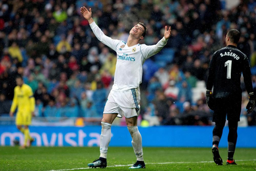(VIDEO) REAL U KANALU, ZIDAN PRED OTKAZOM: Viljareal šokirao Kralja usred Madrida golčinom u 88. minutu