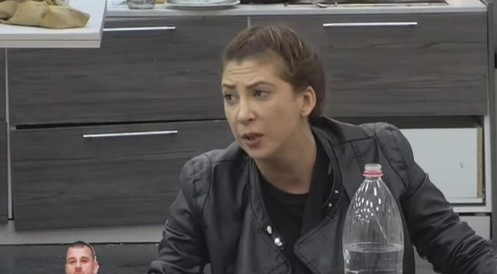 (VIDEO) ODLEPILA ZA NJIM: Nadežda dva dana bez prestanka priča o Slobi! Zadrugari šokirani!