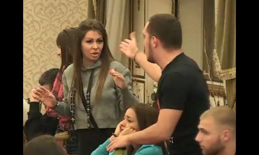 ZORICA NAJSTRAŠNIJE ISPROZIVALA GASTOZA: Naida je sa tobom zbog para, ja sam bila kad nisi imao ništa!