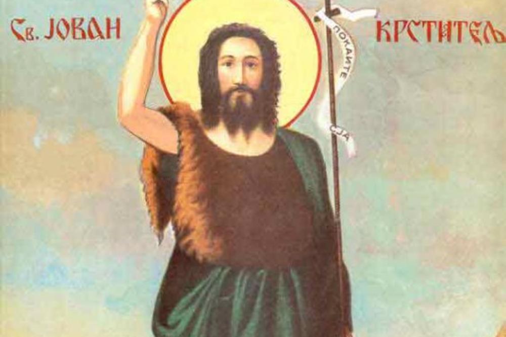 Sveti Jovan, slava