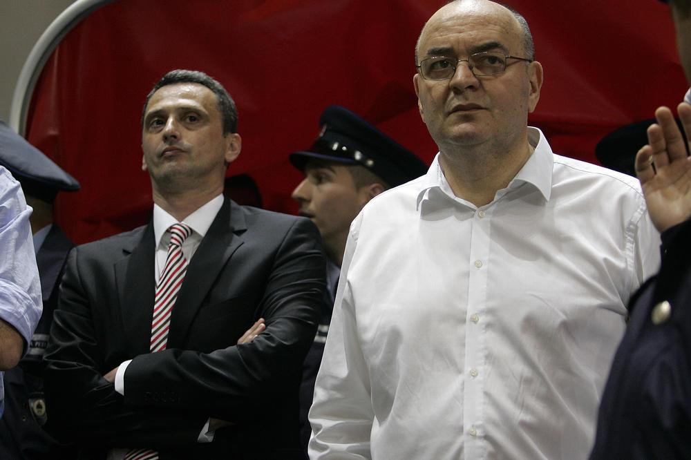 ŠAMPIONSKI TANDEM: Vujošević i Radonjić zajedno u Olimpiji?!