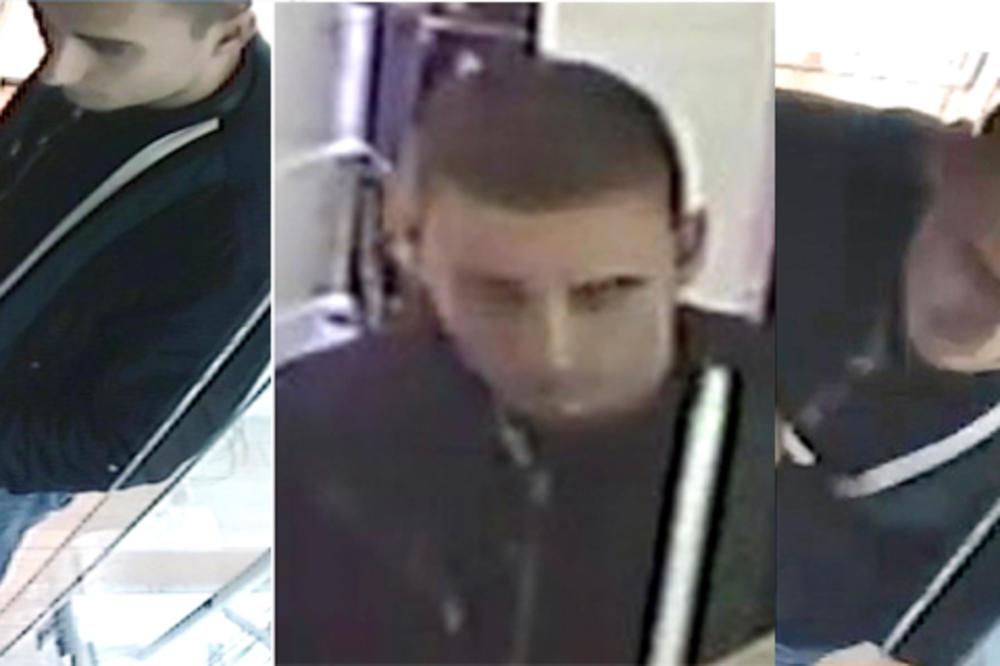 DA LI STE IH VIDELI? Beogradska policija traga za dvojicom razbojnika!