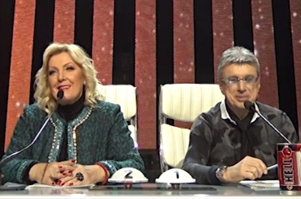 (VIDEO) POPOVIĆ ZAMENIO ĐURIŠIĆKU: Ona je novi član žirija Zvezde Granda! Karleušina reakcija zasmejala ceo studio!