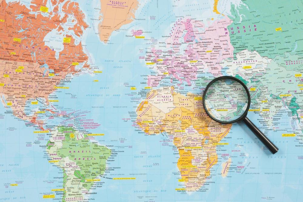 Mapa Ovo Su Najmanje Korumpirane Zemlje Sveta Kod Njih Nema