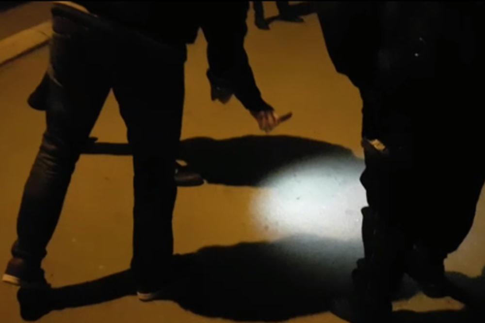 Napad nožem u jednoj od mnogobrojnih kladionica u Kruševcu, povređeni u teškom stanju!