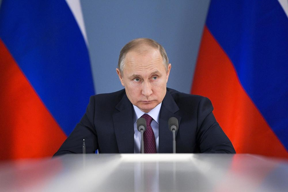 PUTIN ZAGRMEO: Ponavlja se Jugoslavija! Udar na Siriju je brutalno kršenje prava! Rusija saziva HITAN sastanak SB UN!
