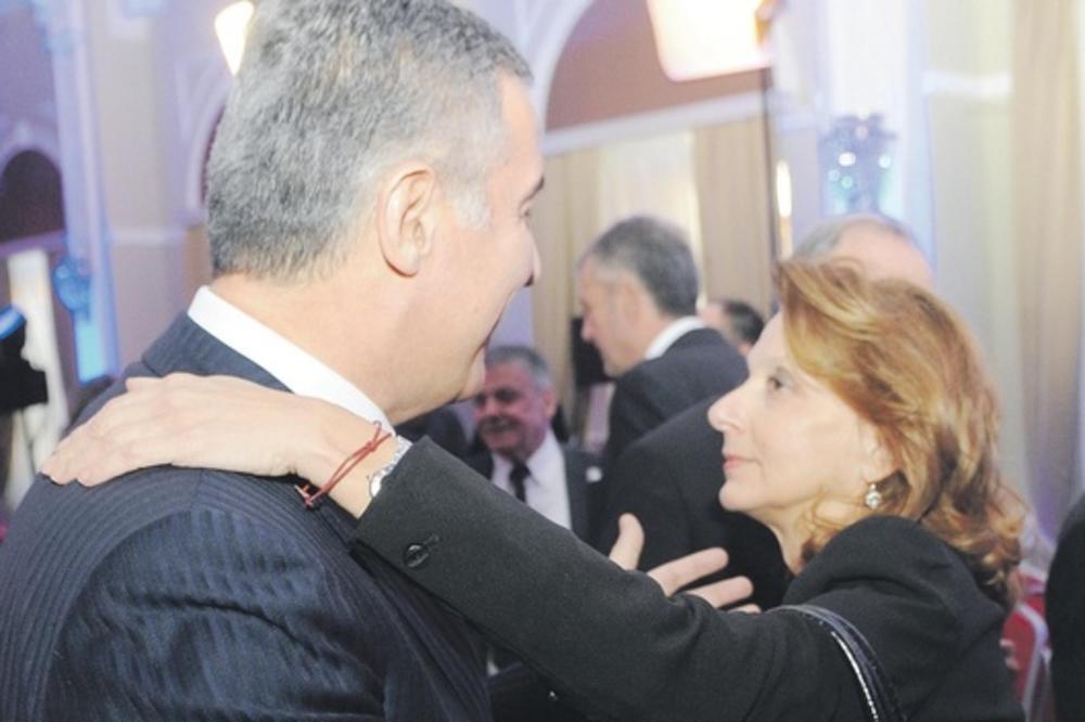 NA POMOLU ŠOK ZA DPS: Milica Pejanović - Đurišić napušta Mila i prilazi opoziciji?