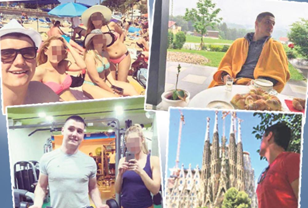 Sa ekskurzije... Jevđević obišao pola Evrope