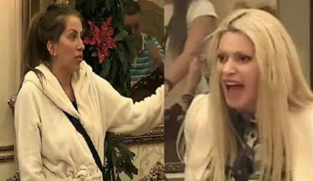 (FOTO) LETELO PERJE U RIJALITIJU: Dalila sasula Ivoni sve u lice!