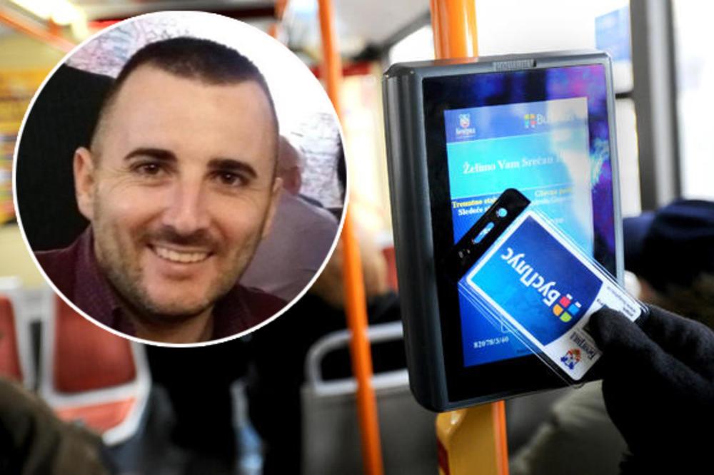 ŠTA SE KU.ČIŠ? UBIĆEMO TE KAD IZAĐEŠ! Putnik optužen za napad na kontrolore Bus plusa tvrdi da je brutalno prebijen: ŠUTIRALI SU ME NOGAMA U TESTISE I U GLAVU