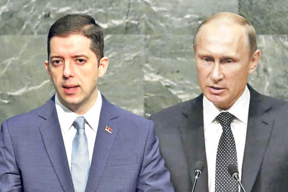 Rusi Metohiju Pred Demarš Un Će Kosovo Šalju Nato Braniti I Putin UrWU0xSqw1