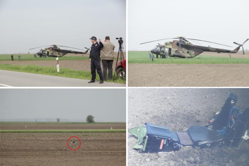 KURIR TV UŽIVO SA MESTA PADA VOJNOG AVIONA KOD KOVAČICE: Pilot super galeba G4 poginuo, drugi u teškom stanju hitno transportovan na VMA PAD SE ČUO KAO UDAR GROMA