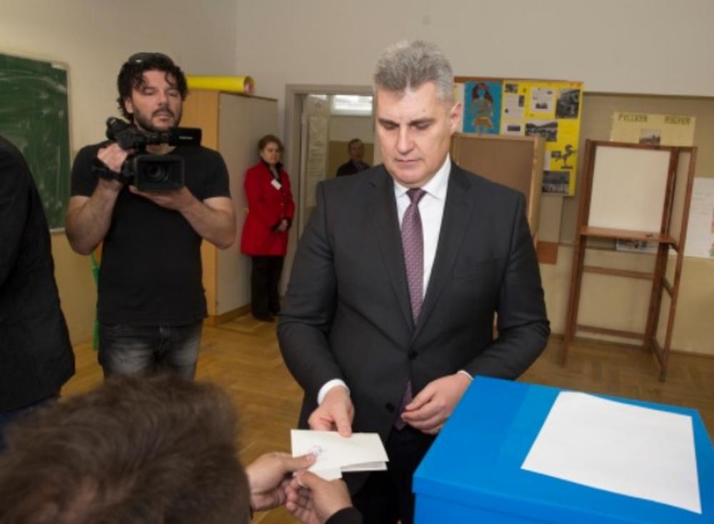 Predsednik Skupštine Crne Gore Ivan Brajović